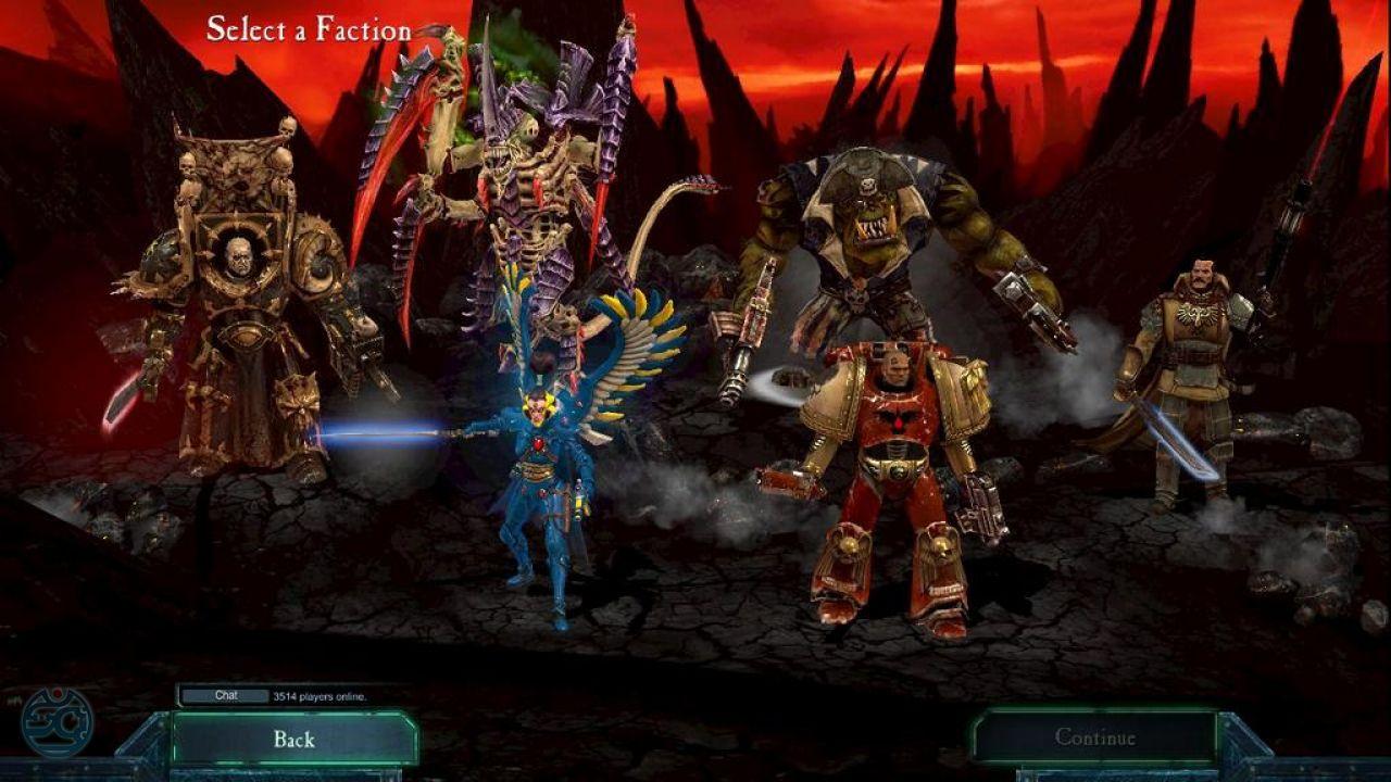 ПОМОГИТЗЫКОМ! : Warhammer 40,000: Dawn of War 95